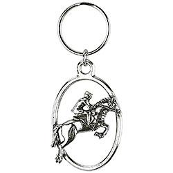 Jockey Key-Ring