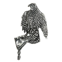 Falconer Brooch