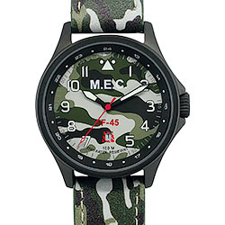 Orologio MEC Task Force TF-45 Camo Green