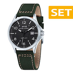 Orologio AVI-8 Hawker Harrier II 4019-03