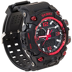 Orologio New Tactical Red Garanzia Italia