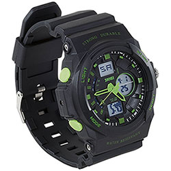 Orologio Strong Durable Black