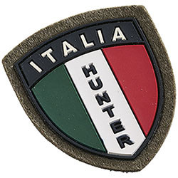 Stemma Crest Italia Hunter