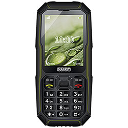 Cellulare Saiet Energy GSM Rinforzato Impermeabile IP68