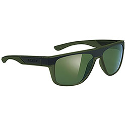Occhiali RPJ Marama Green Matte Laser Musk