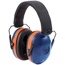 Cuffia tiro Beretta GridShell Blu Orange