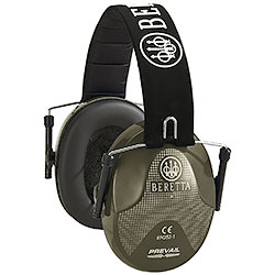 Beretta  Tiro Prevail Green Headphones