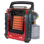 Stufa Portatile Mr Heater Buddy 2,4Kw Istruzioni in Italiano