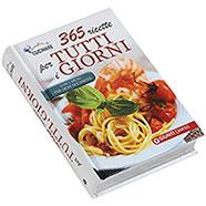 Libro 365 Ricette per Tutti i Giorni Giunti Demetra Editore