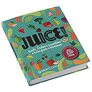 Libro Juice Succhi Frullati e Smoothies Giunti Demetra Editore