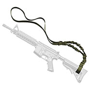 Cinghia Universale Tactical Bungee Green