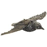 Flying starling decoy
