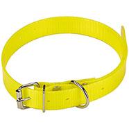Collare Cani Yellow