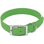 Collare Biothane Beta Green