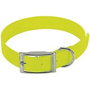 Collare per cani Biothane Biogold Yellow