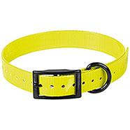 Collare Ricambio Biothane Yellow per Collari Elettronici