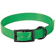 Collare Ricambio Biothane Green per Collari Elettronici