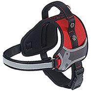 Pettorina per cani Ferplast Hercules Reflex Medium Red