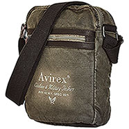 Borsa  Avirex Line 140506 Canvas Washed and Leather