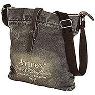 Borsa  Avirex Line 140506 Canvasand Leather