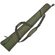 Fodero Carabina BigHunter Quilted Green Orange cm 125