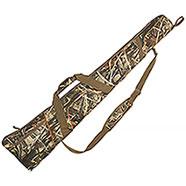Fodero Carabina-Fucile BigHunter Quilted Bushcamo Orange cm 125
