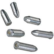 Aluminium Snap Caps Pistol-Revolver