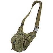 Combat Bag Monospalla Green
