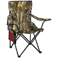 Virginia camouflage chair