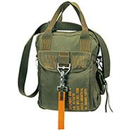 Borsa  Bag Four Green Yellow Deployment