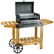 Barbecue a Carbonella Ferraboli Garda Legno