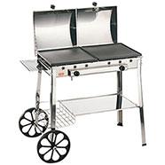 Barbecue a Gas Ferraboli Stereo  Inox