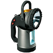Lampada ricaricabile Spotlight The Lux