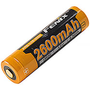 Batteria Fenix Ricaricabile 18650 Li-ion ARB-L18-2600