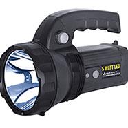 Faro LED Ricaricabile Rexer 5 Watt