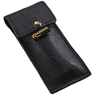 Fodero Coltello Kalibro Large Black Leather