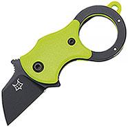 Coltello Fox Knives Mini-TA FRN Green Fluo