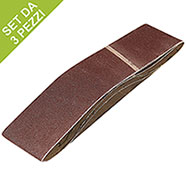 Nastro Abrasivo Grana 80 per Levigatrice LND150