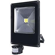 Faretto LED 3250 Lumen 50W con Sensore Movimento e Crepuscolare