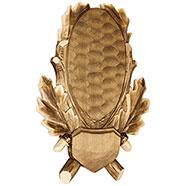 Roebuck Oval Shield