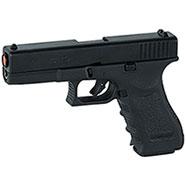 Glock 17 pistola a salve Gap calibro 8 Tipo Glock 17 nera Bruni