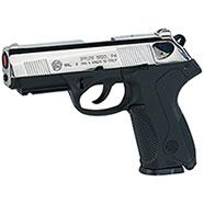 Pistola a Salve Beretta P4 Calibro 8 nickel-nera Bruni