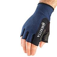 Beretta Half Fingerrs Mesch Shooting Gloves