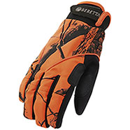 Guanti Beretta Active Camo AP Blaze Orange