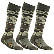 Set 3 Calze Long Hunting Camo