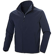 Giacca Softshell Impermeabile uomo 2 Layer Tin Navy