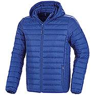 Giacca trapuntata Winter Blue