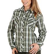 Camicia Kalibro Charlotte Green Lady