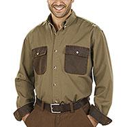 Camicia Kalibro Hunting Top Two Pocket