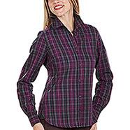 Camicia Seeland Lady Pilton Raisin